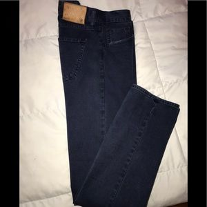 Men's AG washed denim jeans